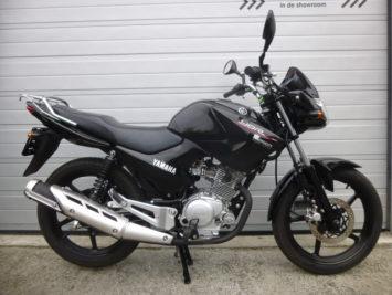 2017-10-11 Yamaha YBR125