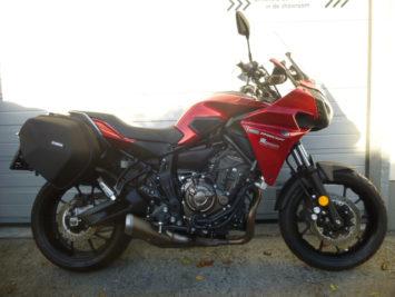2017-10-6 Yamaha Tracer 700 MT-07 rood
