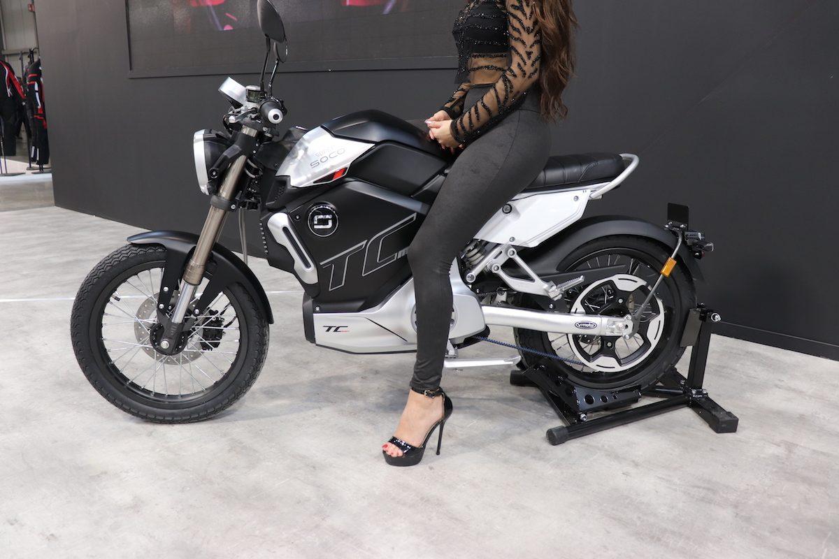 de nieuwe elektrische super soco tc max 125 voor 2019 motocity. Black Bedroom Furniture Sets. Home Design Ideas